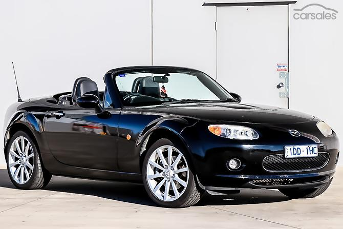 2007 Mazda Mx 5 Roadster Coupe Nc Series 1 Manual My07