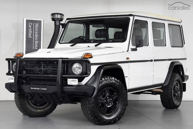 Mercedes g wagon for sale australia