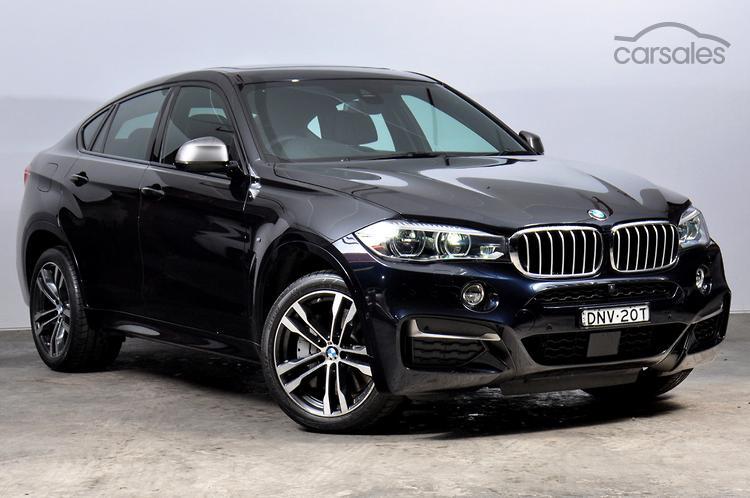 2016 BMW X6 M50d F16 Auto 4x4