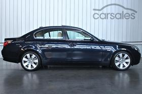 New Used Bmw 540i Cars For Sale In Australia Carsalescomau