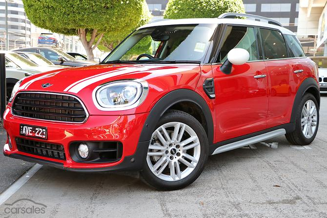 2017 Mini Countryman Cooper Auto