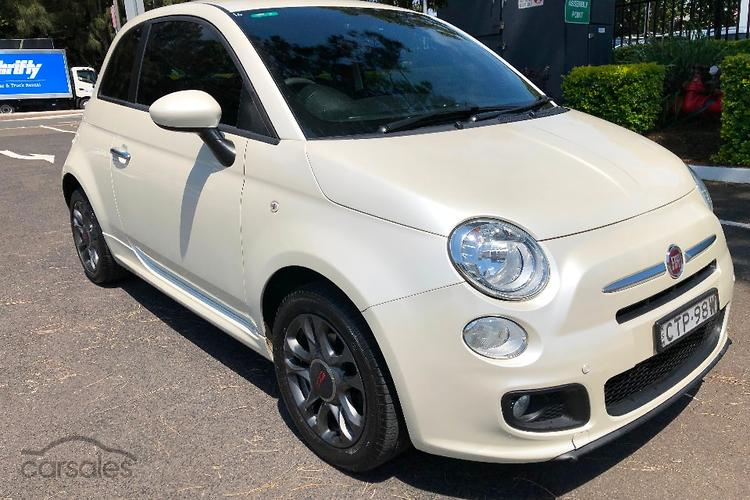 New Used Fiat Cars For Sale In New South Wales Carsales Com Au