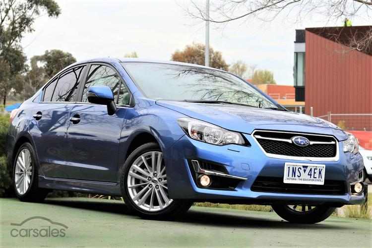 Subaru impreza 2016 australia