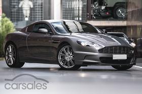 New Used Aston Martin Cars For Sale In Australia Carsales Com Au