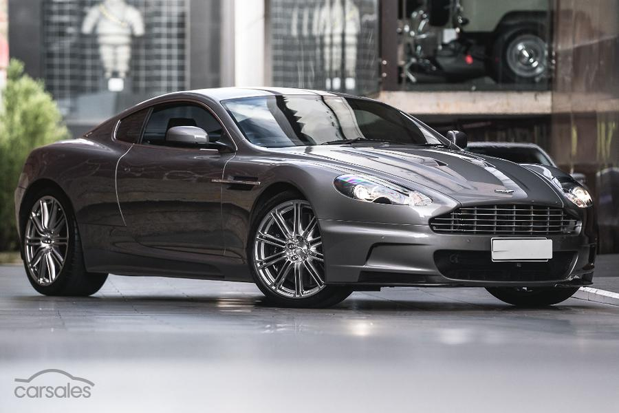 Aston Martin Used Car Ad >> 2009 Aston Martin Dbs Auto My09 Oag Ad 16518220