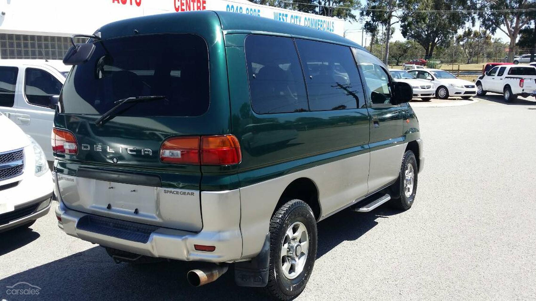 beea90e2c6 1998 Mitsubishi Delica Auto 4x4-AGC-AD-12098701 - carsales.com.au