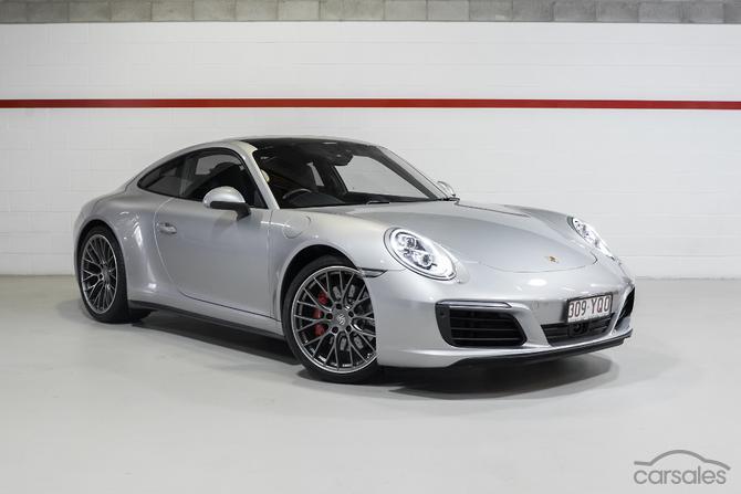 2017 Porsche 911 Carrera 4s 991 Auto Awd My17
