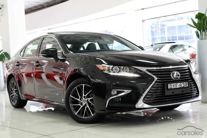 New Used Lexus Es350 Cars For Sale In Sydney New South Wales