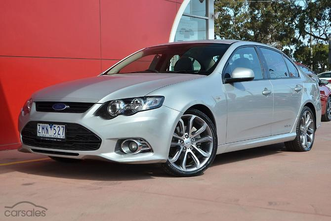 New Used Ford Falcon Cars For Sale In Australia Carsales