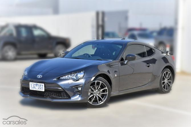 2017 Toyota 86 Gts Manual