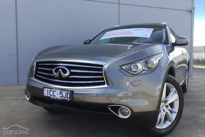New Used Infiniti Cars For Sale In Australia