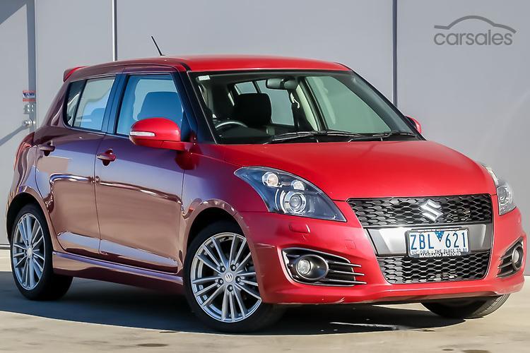 Suzuki swift for sale victoria