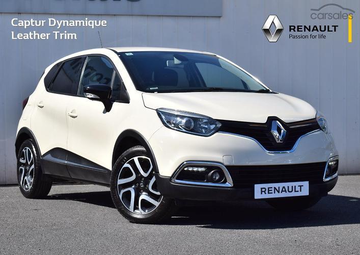 Renault captur carsales