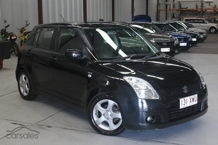 new used suzuki swift black manual cars for sale in queensland rh carsales com au Suzuki Swift 2004 Suzuki Swift 2009