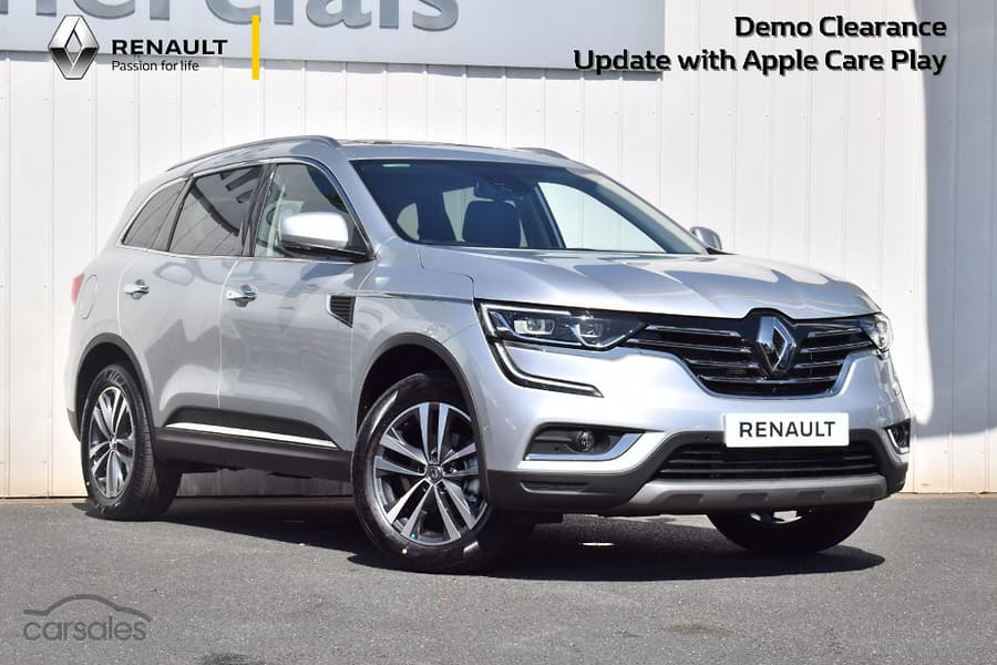 2018 Renault Koleos Intens Auto 4wd Oag Ad 17060021 Carsalescomau