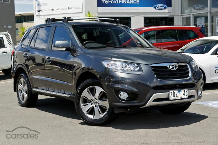 New Used Hyundai Santa Fe Cars For Sale In Sydney Metro New South