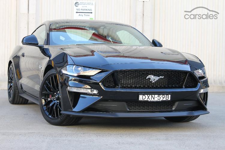 Ford Mustang Gt Fn Auto My