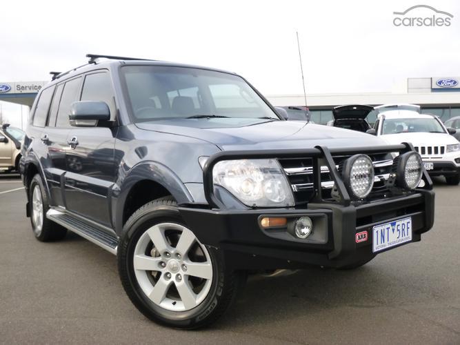 new used mitsubishi pajero vr x cars for sale in melbourne rh carsales com au