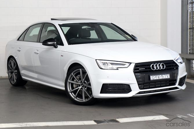 New Used Audi A4 White Prestige Cars For Sale In New South