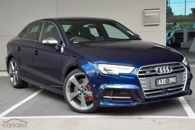 New Used Demo Audi S3 Blue Cars For Sale In Australia Carsales