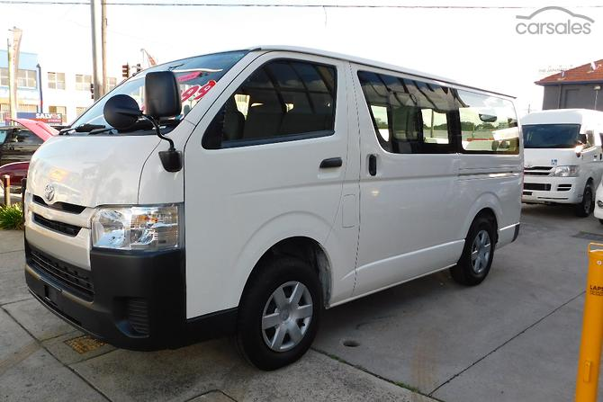 f06dff3011 New   Used Toyota Hiace Tradie Automatic cars for sale in Australia ...