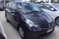 New & Used Honda Jazz GLi Purple cars for sale in Queensland
