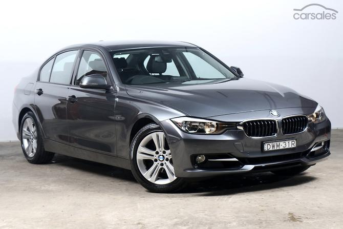 New Used Bmw 320i Grey Cars For Sale In Australia Carsales Com Au