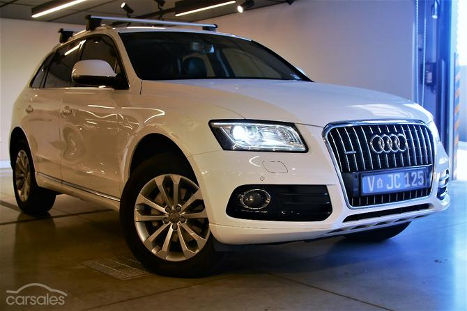 New Used Audi SUV Cars For Sale In Victoria Carsalescomau - Audi suv used