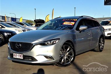 New & Used Mazda 6 Wagon cars for sale in Australia - carsales.com.au