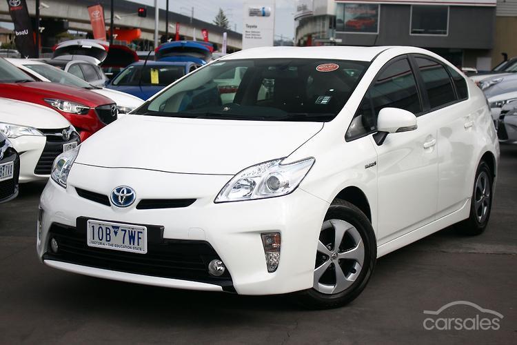 Toyota prius carsales
