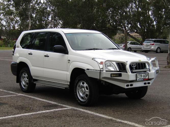 2008 toyota landcruiser prado standard manual 4x4 rh carsales com au 2007 Toyota Land Cruiser 2009 Toyota Land Cruiser