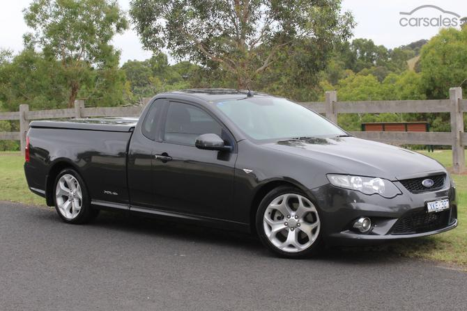 New & Used Ford Falcon Ute cars for sale in Gladstone Park