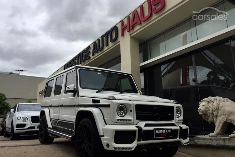 New Used Mercedes Benz Offroad 4x4 Automatic Cars For Sale In