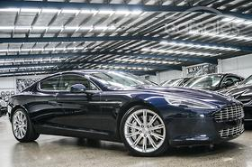 New Used Aston Martin Rapide Cars For Sale In Melbourne Victoria - Used aston martin rapide