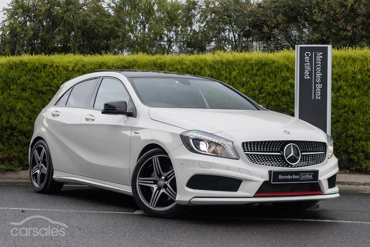 Used mercedes benz melbourne