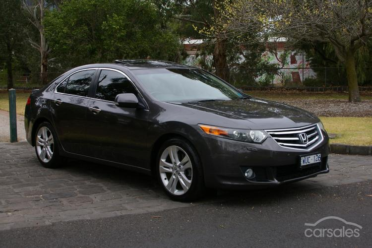 New Used Honda Accord Euro Cars For Sale In Essendon Fields Moonee