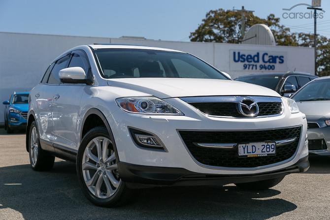 New Used Mazda Cx 9 Cars For Sale In Melbourne Victoria Carsales