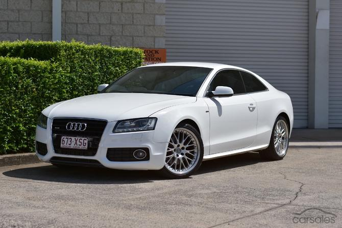 New Used Audi Cars For Sale In Rockhampton Queensland Carsales - Audi car latest model