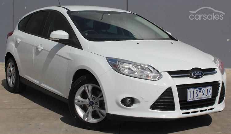 2012 Ford Focus Trend LW MKII Auto