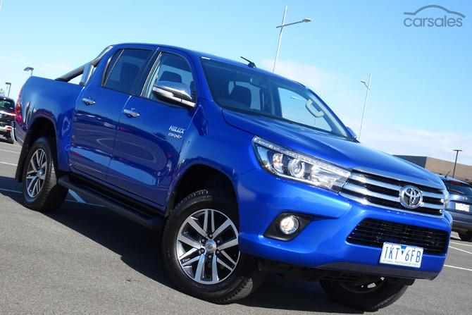 fb30a29f1 New & Used Toyota Hilux Diesel cars for sale in Australia - carsales ...