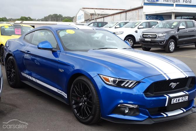 2017 Ford Mustang Gt Fm Auto My17