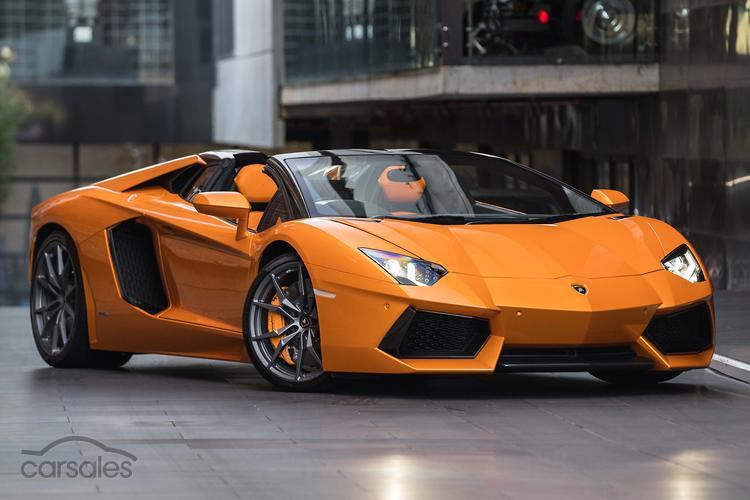 2015 Lamborghini Aventador LP700 4 Auto AWD MY16