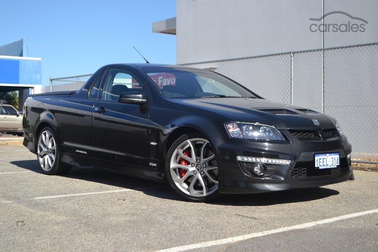 2012 Holden Special Vehicles Maloo R8 Auto MY12