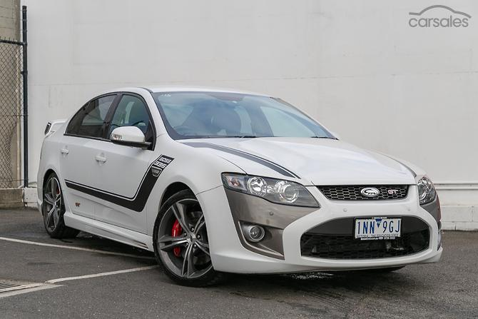 New & Used Ford Performance Vehicles FPV GT Boss 335 4 doors cars ...