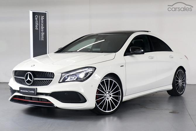new & used mercedes-benz cla250 cars for sale in new south wales