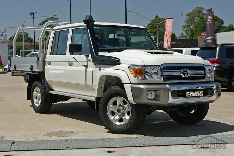 New Used Toyota Diesel Cars For Sale In New South Wales Carsales