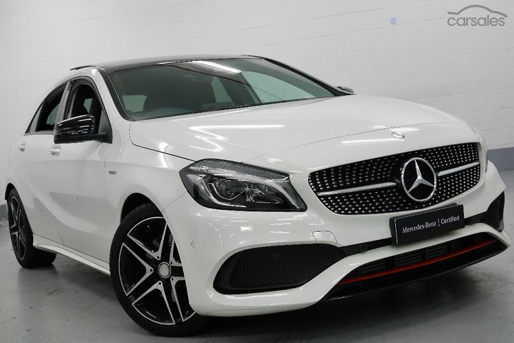 Attractive 2017 Mercedes Benz A250 Sport Auto 4MATIC