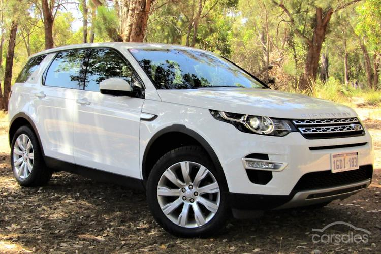 New Used Land Rover Cars For Sale In Australia Carsales Com Au