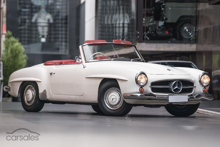 New Used Mercedes Benz 190sl Cars For Sale In Australia Carsales