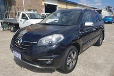 New Used Renault Koleos Black Cars For Sale In Western Australia